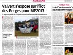 Article 6 mars 2013 LA PROVENCE Aubagne